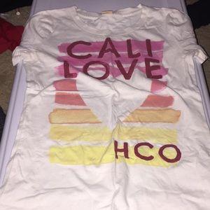 Holistic shirt size medium